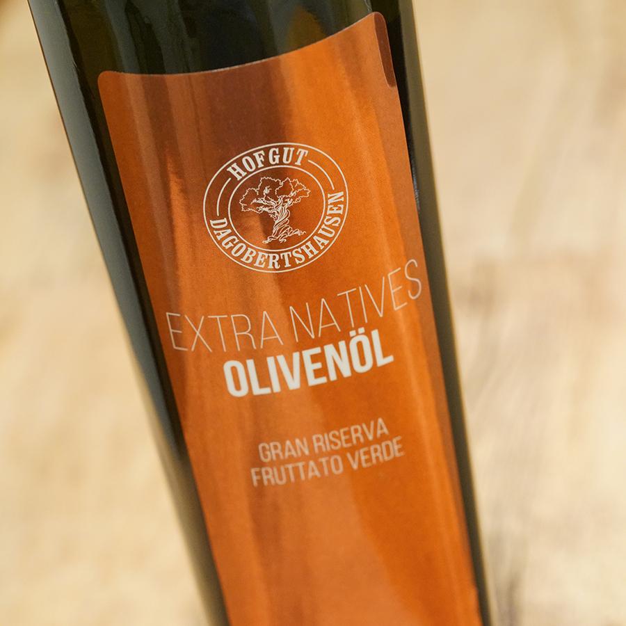 Olivenöl, Hofgut Dagobertshausen