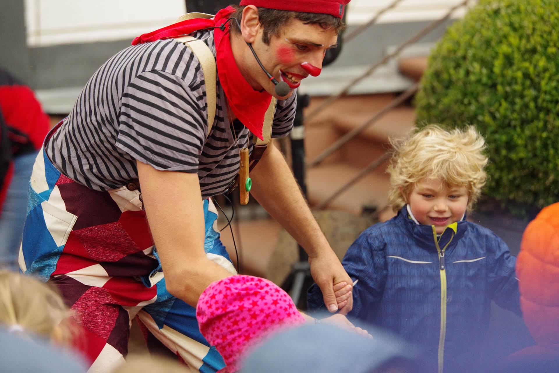 Familienfest auf dem Hofgut Dagobertshausen
